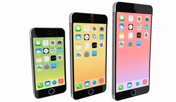 小米或将在今年九月发布iPhone6-澳洲苹果-热点有齐刘海的手机图片
